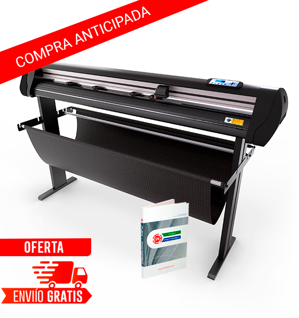 Plotter Force 122 cm contorno